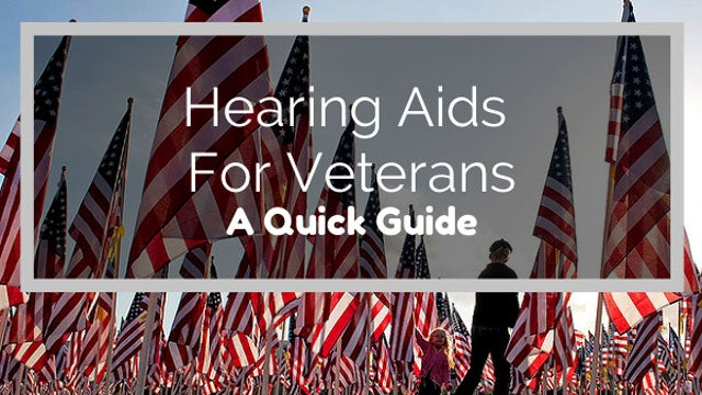 Hearing Aids Guide for Veterans