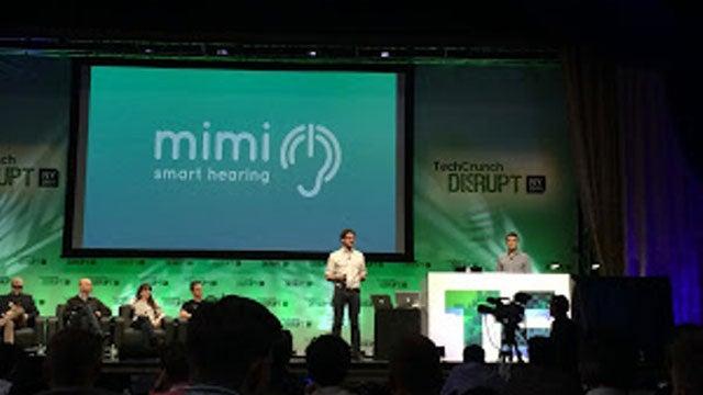 Mimi Smart Hearing App