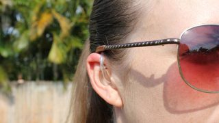 How to wear hearing aids with glasses