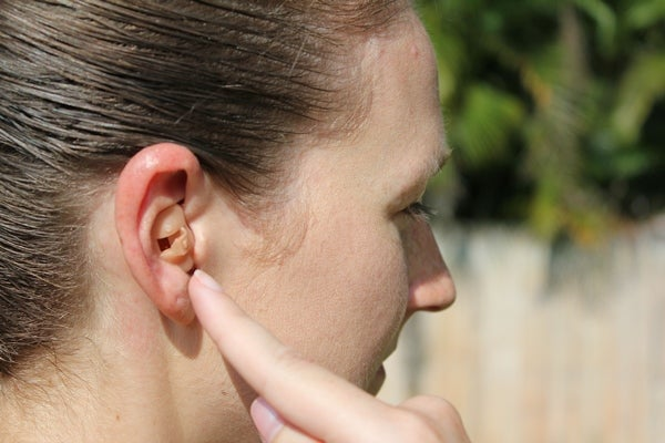 Check Hearing Aid Battery While in Ear