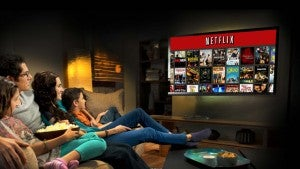 Guide to watching TV or movies with hearing loss.