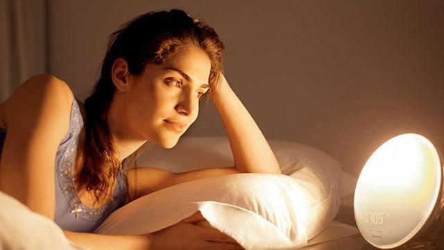 Philips Wake Up Light Alarm Clock