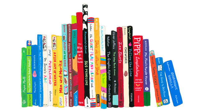 Books for children with hearing loss.