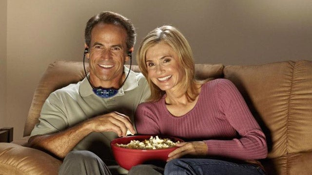 TV Ears, great gift for hearing impaired who likes television.