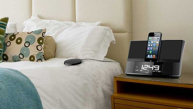 Vibrating Alarm Clock for Hearing Impaired
