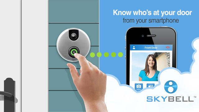 Skybell WiFi Door Bell for Hearing Impaired