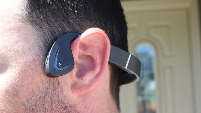 Sain Sonic Wireless Bone Conduction Headset