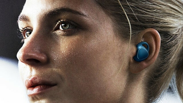 Samsung Gear IconX Completely Wireless Earbuds