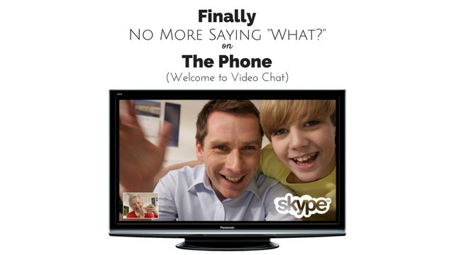 Video Chat for Hearing Loss