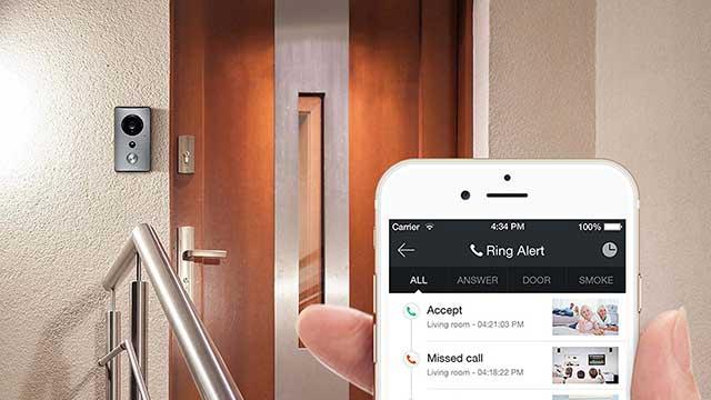zmodo-greet-doorbell-installed