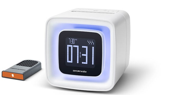 sensorwake-olfactory-alarm-clock