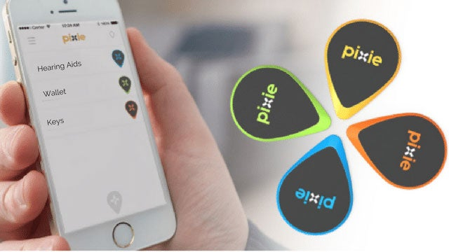 Pixie: Never Lose Your Hearing Aids Again