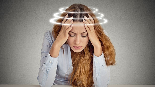 Tinnitus can cause vertigo