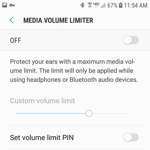 samsung-media-volume-limiter