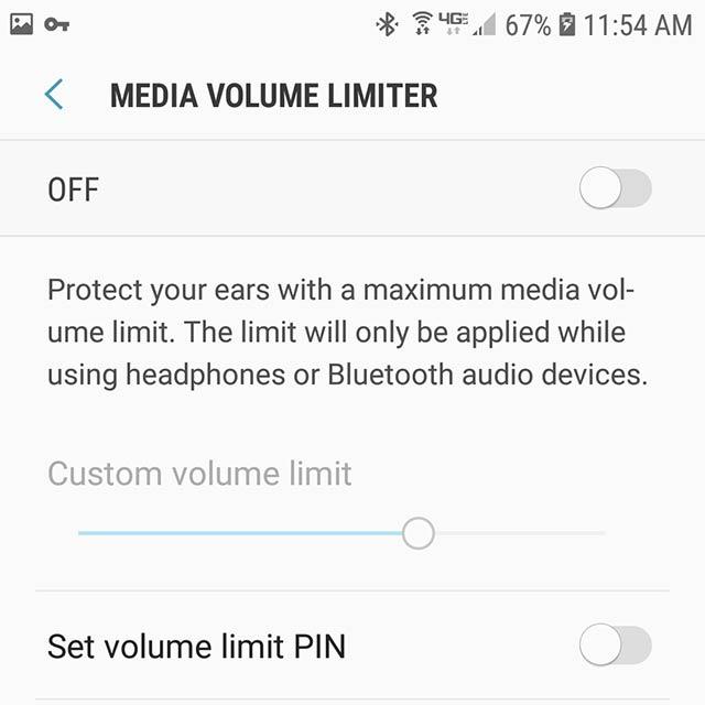 samsung-media-volume-limiter