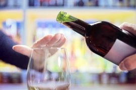 Alcohol effects on hearing