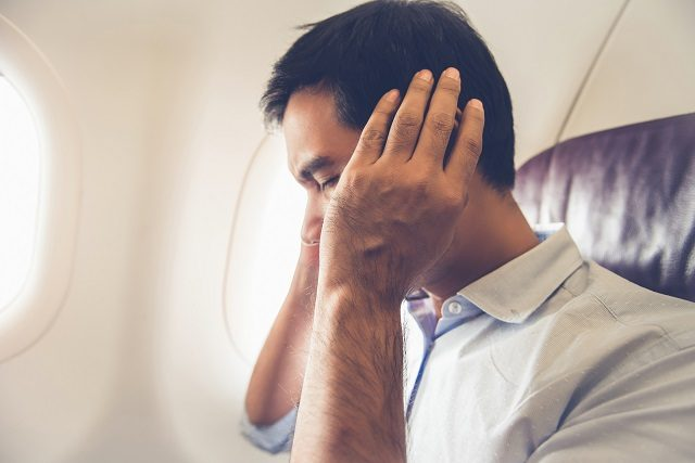Ear Pain Plane