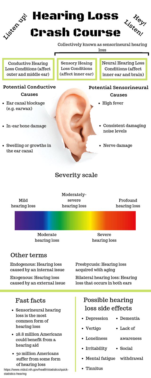 Hearing Loss Explained