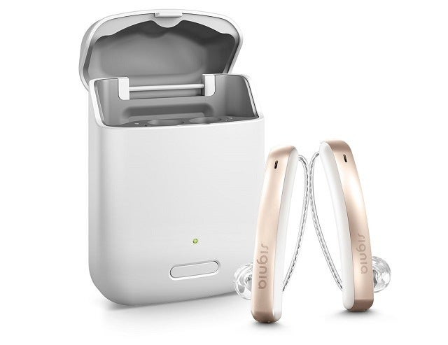 Signia Connect hearing aids