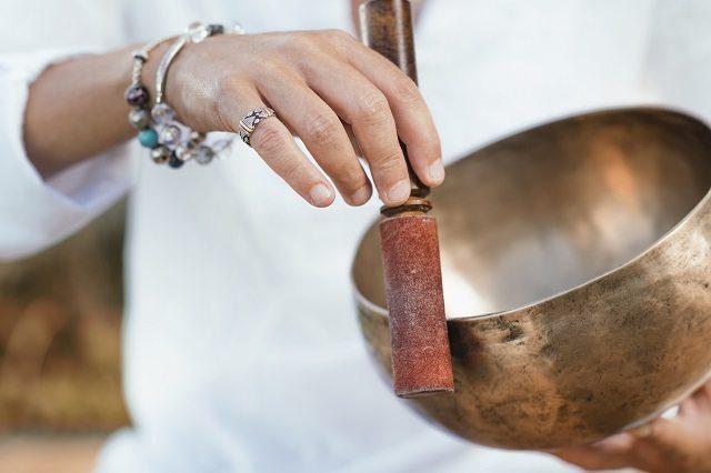 Tibetan Bowl Therapy